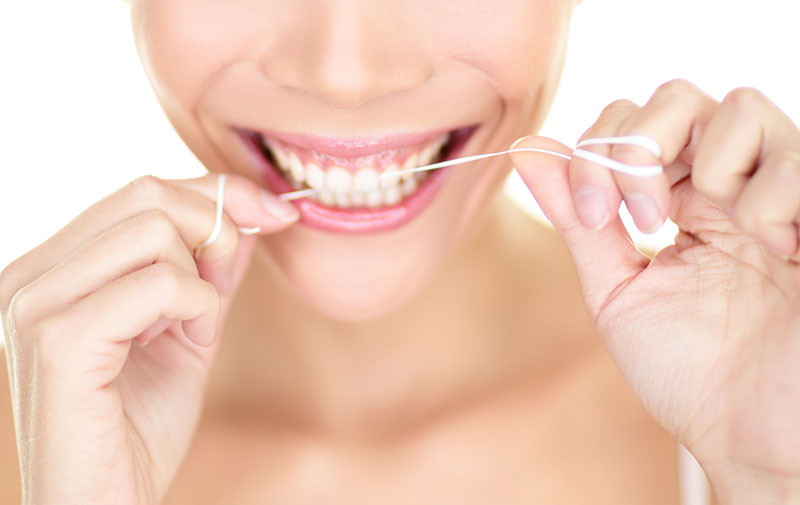 dental scale and clean in Townsville